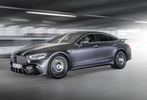 2019 Mercedes-AMG GT 4-Door Coupe 63 S Edition 1