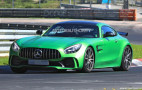 2019 Mercedes-AMG GT Black Series spy shots and video