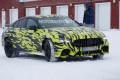 2019 Mercedes-AMG GT Coupe spy shots -  Image via S. Baldauf/SB-Medien