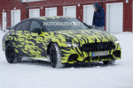2019 Mercedes-AMG GT Coupe spy shots and video