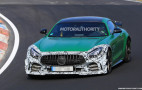 2020 Mercedes-AMG GT R 'Clubsport' spy shots