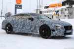 2019 Mercedes-AMG GT sedan spy shots and video