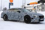 2019 Mercedes-AMG GT sedan spy shots and video