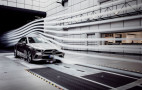 New Mercedes-Benz A-Class sedan has lowest drag of any production car