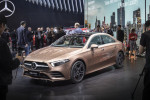 Mercedes-Benz A-Class sedan debuts in Beijing