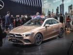 2019 Mercedes-Benz A-Class L