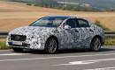 2019 Mercedes-Benz A-Class sedan spy shots - Image via S. Baldauf/SB-Medien