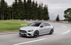 2019 Mercedes-Benz A-Class sedan makes US debut: The new entry point