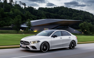 2019 Mercedes-Benz A-Class revealed: Starting at the bottom