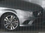 2019 Mercedes-Benz C-Class facelift spy shots - Image via S. Baldauf/SB-Medien