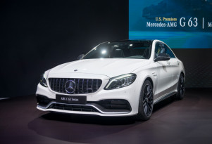 2019 Mercedes-AMG C63 gets numerous updates, but no extra power