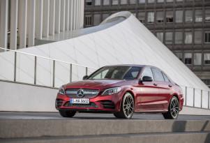 2019 Mercedes-Benz C-Class (C43 sedan)