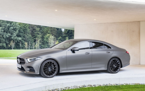 2019 Mercedes Benz Cls Cl Vs Audi A7 Bmw 6 Series Cadillac