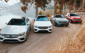Mercedes-Benz Collection lets subscribers sample brand's lineup for a monthly fee