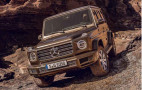 2019 Mercedes-Benz G-Class leaked