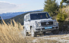 How Mercedes is boosting the off-road prowess of its 2019 G-Class