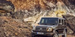 2019 Mercedes-Benz G-Class