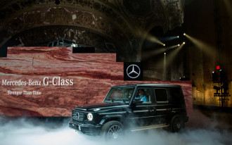Toyota and Apple, 2019 Mercedes G-Class, Toyota Avalon Hybrid: What's New @ The Car Connection