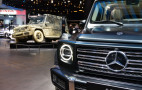 2019 Mercedes-Benz G-Class video preview