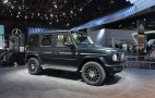 2019 Mercedes-Benz G-Class: tried, true, and all-new