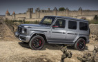 2019 Mercedes-Benz G550 and AMG G63 first drive review: flying bricks and off-road tricks