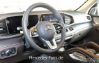 2019 Mercedes-Benz GLE interior leaked