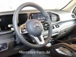 2019 Mercedes-Benz GLE interior leak - Image via Mercedes-Fans