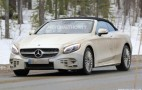2018 Mercedes-Benz S-Class Coupe and Cabrio to debut at 2017 Frankfurt auto show