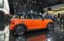 2019 Mini Cooper, 2018 Detroit auto show