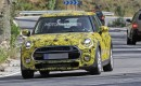 2019 Mini Hardtop 4 Door facelift spy shots - Image via S. Baldauf/SB-Medien