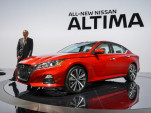 2019 Nissan Altima, 2018 New York auto show