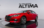 2019 Nissan Altima bows with VC-Turbo engine, all-wheel drive