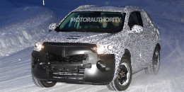 2019 Opel Mokka X spy shots - Image via S. Baldauf/SB-Medien