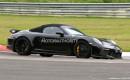 2019 Porsche 911 Speedster spy shots - Image via S. Baldauf/SB-Medien