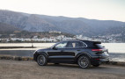 Report: Porsche green lights coupe-like Cayenne