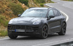2019 Porsche Macan spy shots and video