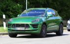 2019 Porsche Macan spy shots and video