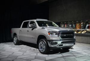 2019 Ram 1500 pickup has 48-volt 'mild hybrid' system for fuel economy