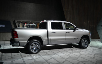 2019 Ram 1500 revealed: Ram with a family plan for full-size pickup truck buyers