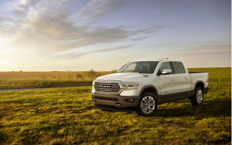 2019 Ram Laramie Longhorn Edition belts out country blues