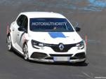 2019 Renault Mégane RS Trophy spy shots - Image via S. Baldauf/SB-Medien