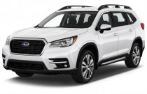 2019 Subaru Ascent 2.4T Limited 7-Passenger Angular Front Exterior View