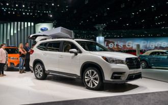 New 2019 Subaru Ascent will climb family crossover mountain