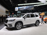 2019 Subaru Ascent, 2017 Los Angeles Auto Show