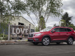 2019 Subaru Ascent first drive