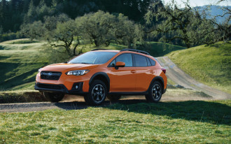 Automatic braking, 2019 Subaru Crosstrek, 2019 Aston Martin DBS: What's New @ The Car Connection
