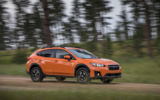 2019 Subaru Crosstrek: more safety gear for the hiking boot of crossover SUVs