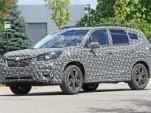 2019 Subaru Forester spy shots - Image via S. Baldauf/SB-Medien