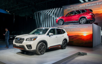 2019 Subaru Forester first look video