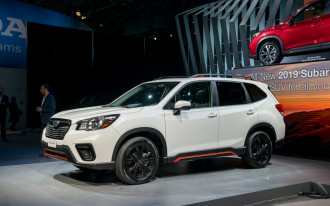 2019 Subaru Forester: the crossover SUV that watches you
